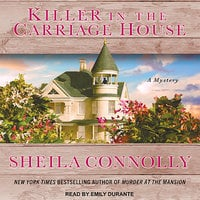 Killer in the Carriage House - Sheila Connolly