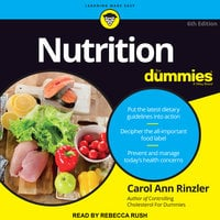 Nutrition For Dummies - Carol Ann Rinzler