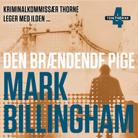 Den brændende pige - Mark Billingham