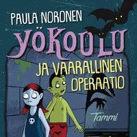 Yökoulu ja vaarallinen operaatio - Paula Noronen