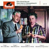 Die Abenteuer des Herrn Hesselbach - Wolf Schmidt
