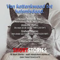 Van kattenkwaad tot halsmisdaad - Ambrose Bierce, Graham Greene, Herman Pieter de Boer