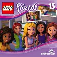 LEGO Friends - Folge 15: Das verschwundene Haus - Diverse Autoren