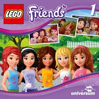 LEGO Friends - Folge 01: Tierisch gute Freunde - Diverse Autoren