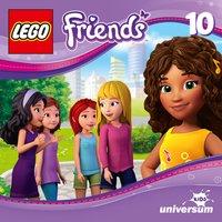 LEGO Friends - Folge 10: Die Schülersprecher-Wahl - Diverse Autoren