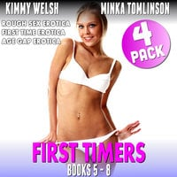 First Timers 4 Pack: Books 5 - 8 - Kimmy Welsh