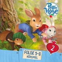 Peter Hase - Folge 5-8 - Diverse Autoren