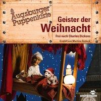 Augsburger Puppenkiste: Geister der Weihnacht - Diverse Autoren