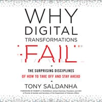 Why Digital Transformations Fail - Tony Saldanha