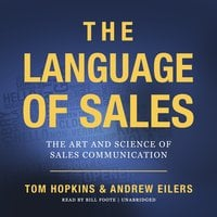 The Language of Sales - Tom Hopkins, Andrew Eilers