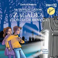 Zagadka starego grobowca - Dariusz Rekosz
