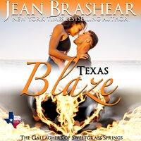 Texas Blaze - Jean Brashear