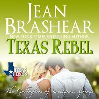 Texas Rebel - Jean Brashear