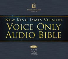 Voice Only Audio Bible - New King James Version, NKJV: (14) Ezra, Nehemiah, and Esther - Thomas Nelson