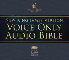 Voice Only Audio Bible - New King James Version, NKJV: (19) Jeremiah and Lamentations - Thomas Nelson