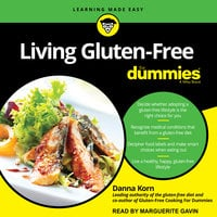 Living Gluten-Free For Dummies - Danna Korn