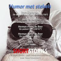 Humor met stekels - Hans Dorrestijn, Herman Pieter de Boer