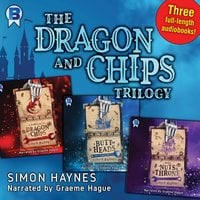 Dragon and Chips Omnibus One - Simon Haynes