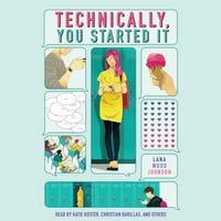Technically, You Started It - Lana Wood Johnson