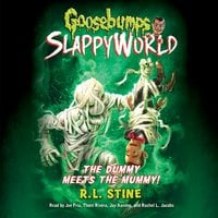 The Dummy Meets the Mummy! - R.L. Stine