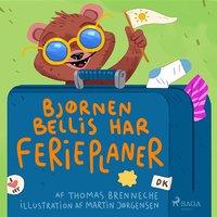 Bjørnen Bellis har ferieplaner - Thomas Banke Brenneche