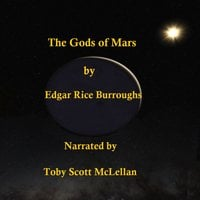 The Gods of Mars - Edgar Rice Burroughs