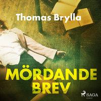 Mördande brev - Thomas Brylla