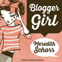 Blogger Girl - Meredith Schorr