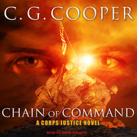 Chain of Command - C.G. Cooper