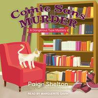 Comic Sans Murder - Paige Shelton