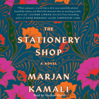 The Stationery Shop - Marjan Kamali