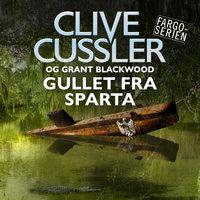Gullet fra Sparta - Clive Cussler