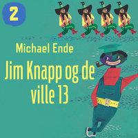 Jim Knapp og de ville 13 - Michael Ende