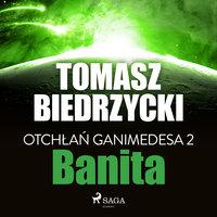 Otchłań Ganimedesa 2: Banita - Tomasz Biedrzycki