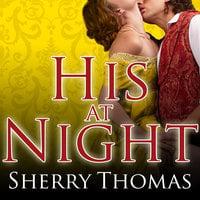 His at Night - Sherry Thomas
