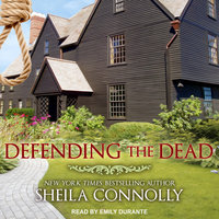 Defending the Dead - Sheila Connolly