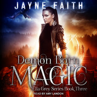 Demon Born Magic - Jayne Faith