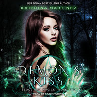 Demon's Kiss - Katerina Martinez