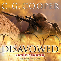 Disavowed - C.G. Cooper