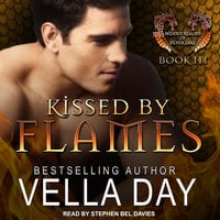 Kissed By Flames - Vella Day