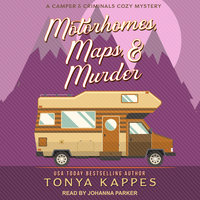 Motorhomes, Maps, & Murder - Tonya Kappes
