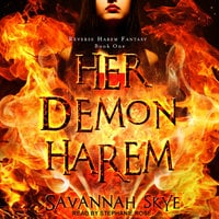 Her Demon Harem Book One - Savannah Skye
