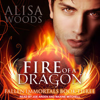 Fire of a Dragon - Alisa Woods