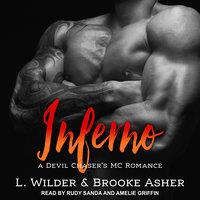 Inferno - L. Wilder, Brooke Asher