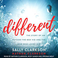 Different - Sally Clarkson, Nathan Clarkson
