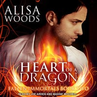Heart of a Dragon - Alisa Woods
