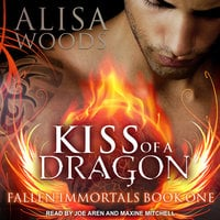 Kiss of a Dragon - Alisa Woods