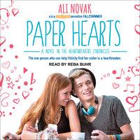 Paper Hearts - Ali Novak