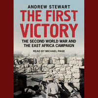The First Victory - Andrew Stewart
