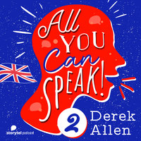 Food / Part 2 - All you can speak! - Derek Allen